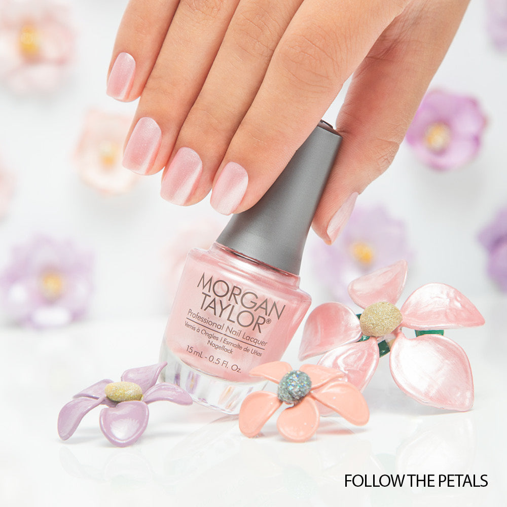Morgan Taylor | Follow The Petals | 15 ML