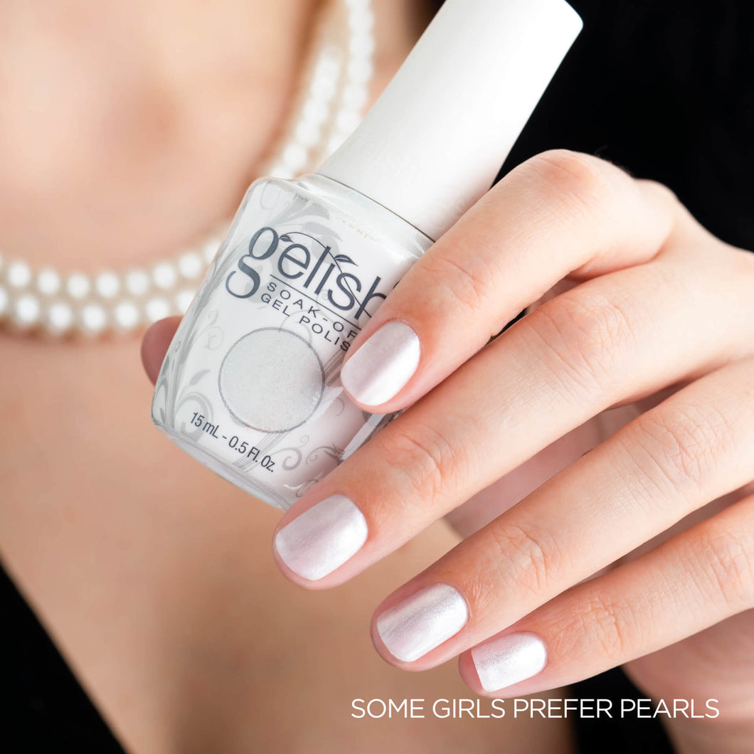 Gelish | Some Girls Prefer Pearls | 15 ML