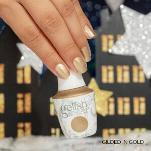 Gelish | Gilded In Gold | 15 ML