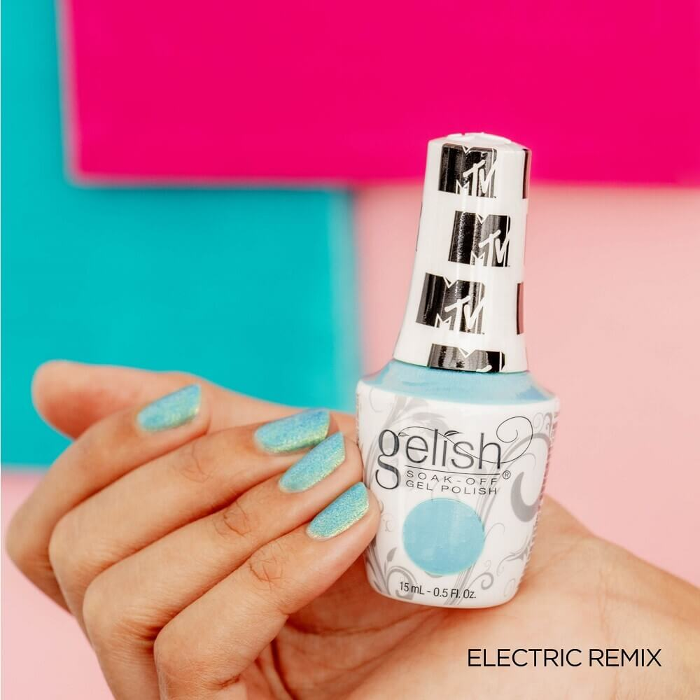 Gelish | Electric Remix | 15 ML