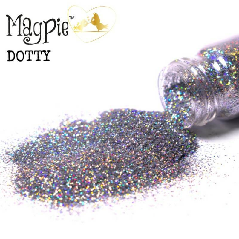 Magpie | Glitter | Supercharged Holo | Dotty