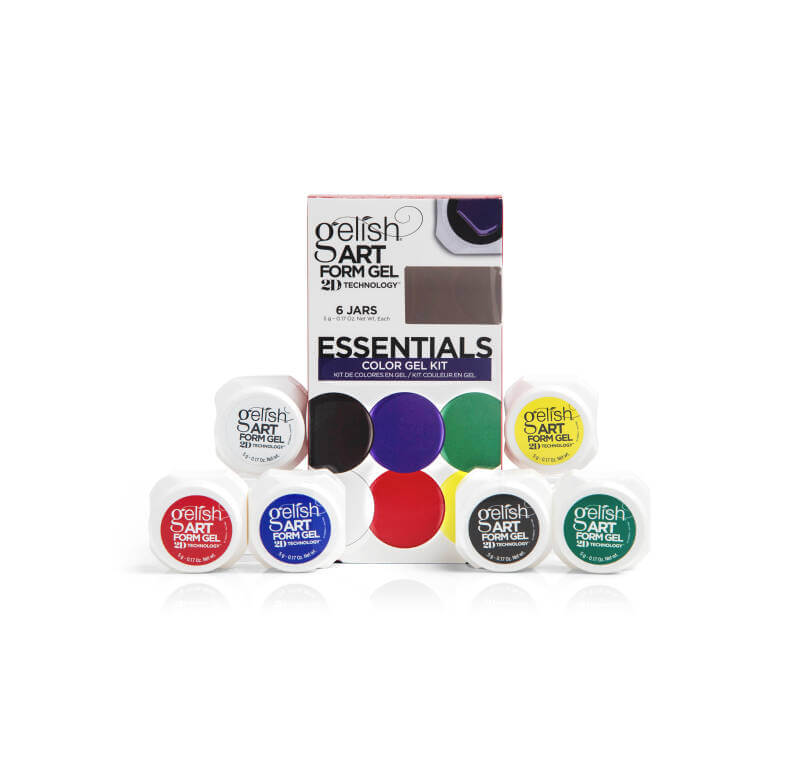 Gelish | Art Form Gel | Essentials Kit