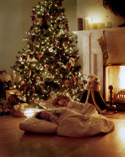 Wondering how to have a sleepover this Christmas?