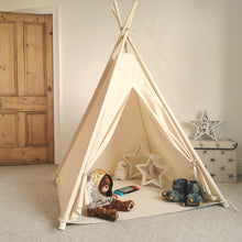 Load image into Gallery viewer, Children's Teepee Tent by Feather on the Floor