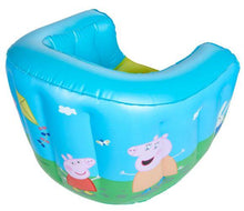 Load image into Gallery viewer, Childrens Peppa Pig Camping Arm Chair Back Right