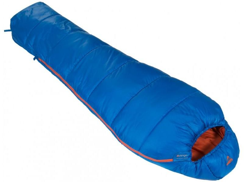 Vango Nitestar Alpha Junior Children's Sleeping Bag in Cobalt Blue