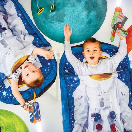 Astronaut Junior ReadyBed - Feather on the Floor