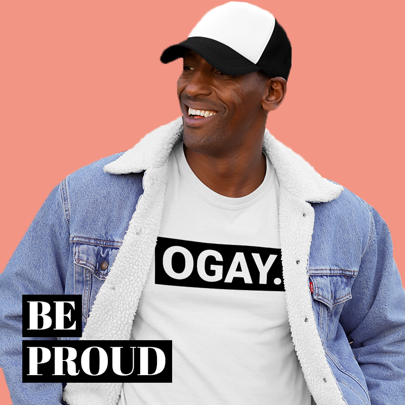 Be Proud Collection Ogay Shirt