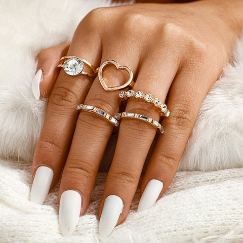 Endless Love Ring Set