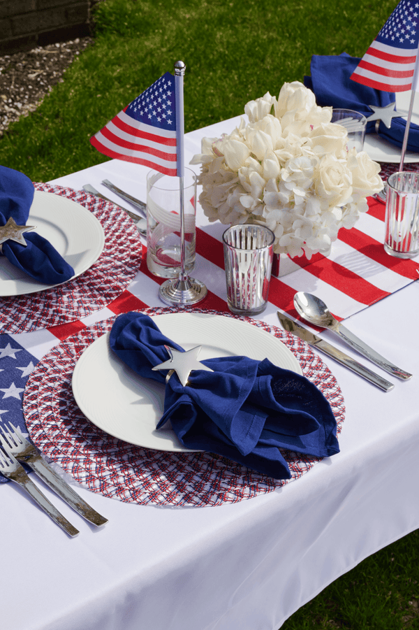 All American Tablescape