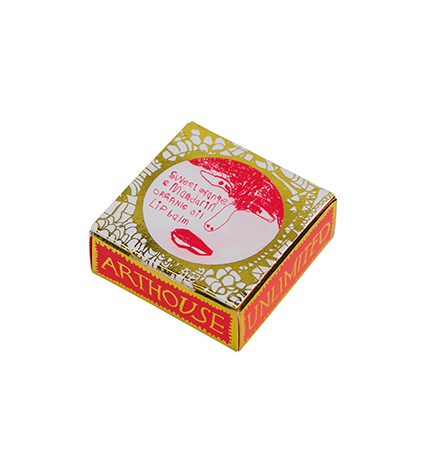 Lady Muck Design Organic Lip Balm – Sweet Orange & Mandarin