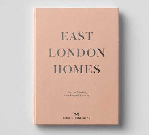 Book, East London Homes, A look into the homes of East London creative designers.