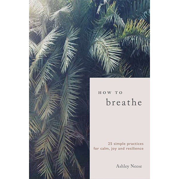 A well though out guide to breathing. 25 simple practices to help relieve stress, manage anger, fall asleep, connect with others and more.