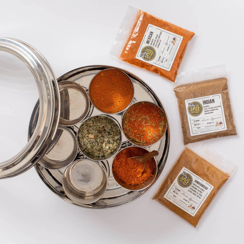 Baby Spice Kit - Introduce your Kids to Spice & Flavour