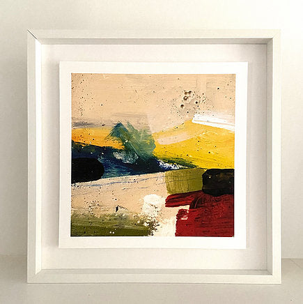 Prints of 'Wildscape' fine art, produced by contemporary gallery RubyKite, sold by Percy Langley