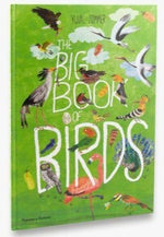 Big Book of Birds Published By Thames Hudson