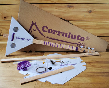 Build your own Guitar Kit - Corrulute