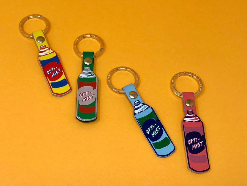 Optimist Key Fob
