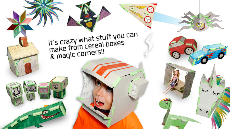 Epic Cereal Box Creations Book By Planet Junko