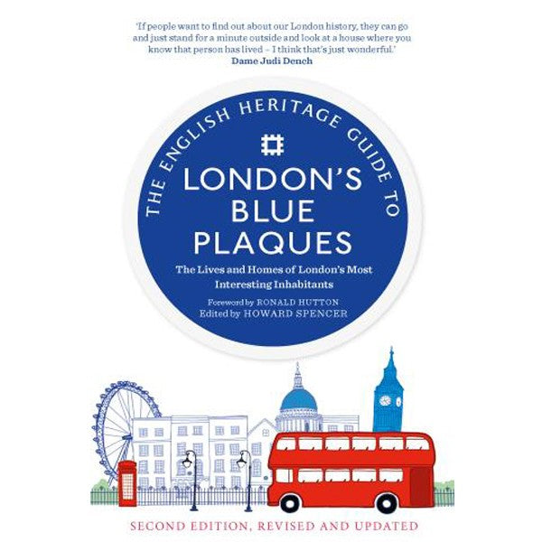 This amazing guide is a human treasure-trove. This latest edition has  plaques up to October 2019. The 50+ new entries include Freddie Mercury, Elizabeth David, Sir John Gielgud and Dame Margot Fonteyn. With wonderful colour illustrations throughout and maps by area, you can explore the city's history and its famous citizens.     September Publishing