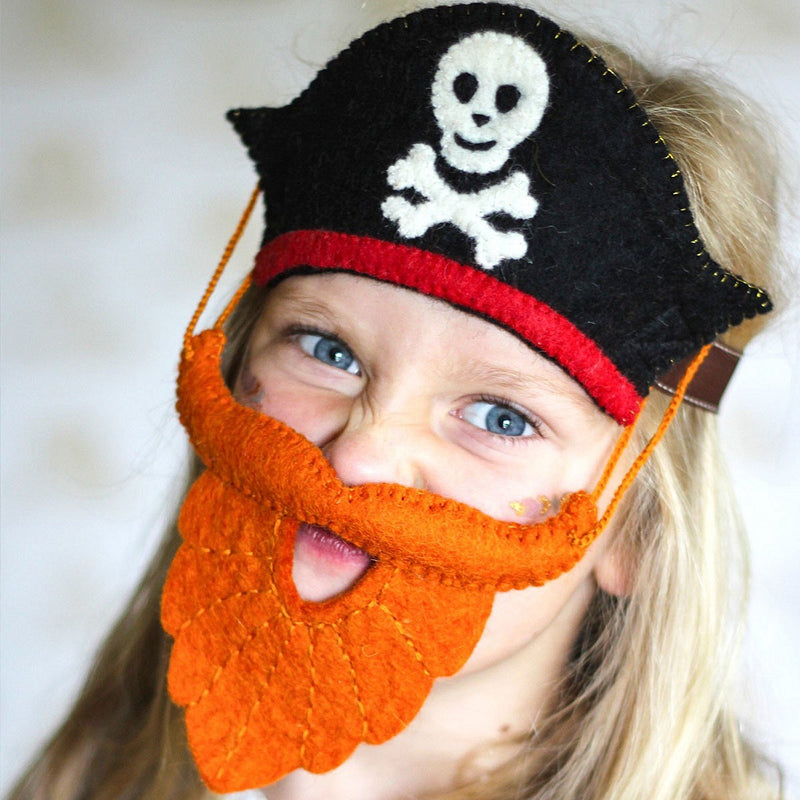 Felt Pirate Dress up By Sew Heart Felt