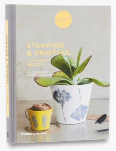 Stamping and Printing Book Published By Thames Hudson