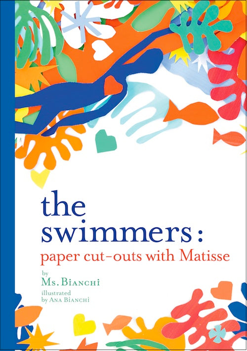 The Swimmers Paper Cut-Outs with Matisse