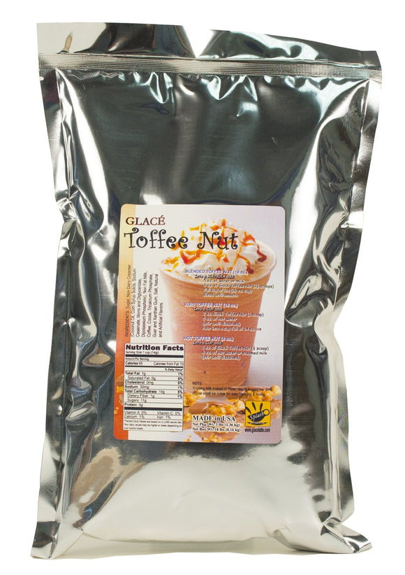 Toffee Nut (English Toffee) 4 in 1 Bubble Tea / Latte and Frappe Mix