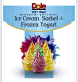 Dole Cherry Soft Serve Mix