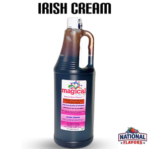 Irish Cream Flavor 32 oz Bottle