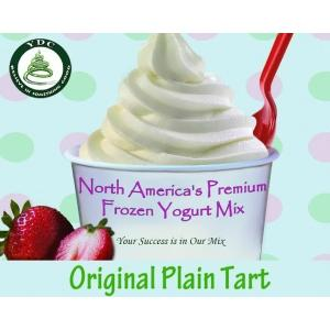 Plain Tart Frozen Yogurt Mix 1.6kg Bag