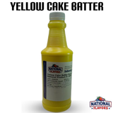 Yellow Cake Batter (aka California Cake Batter) Flavor 32 oz Bottle