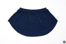 Load image into Gallery viewer, Slinky Skirt - Navy Blue