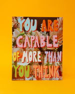 More Than You Think Print
