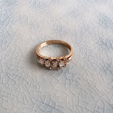 Load image into Gallery viewer, ANTIQUE ROSE CUT DIAMOND RING