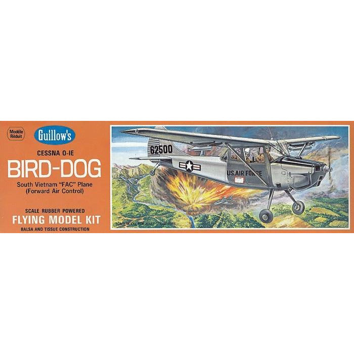 O-1E Bird Dog Balsa kit