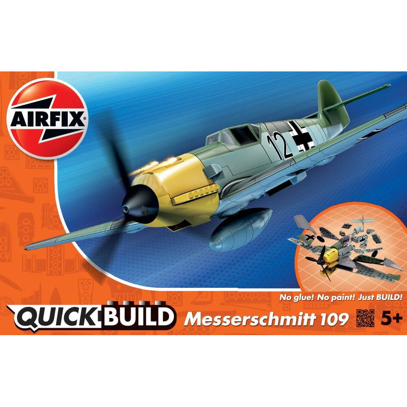 BF-109 Messerschmitt - Airfix Quick Build