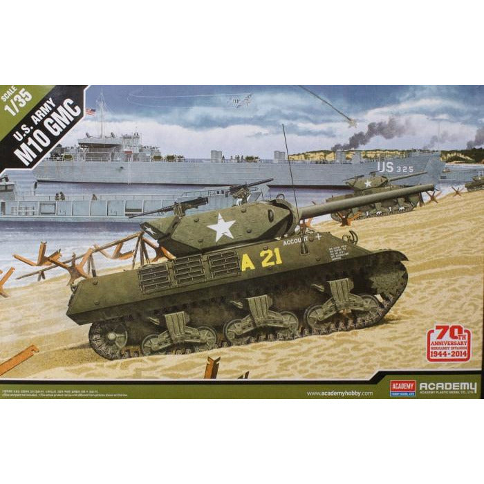1/35 Academy US Army M10 GMC