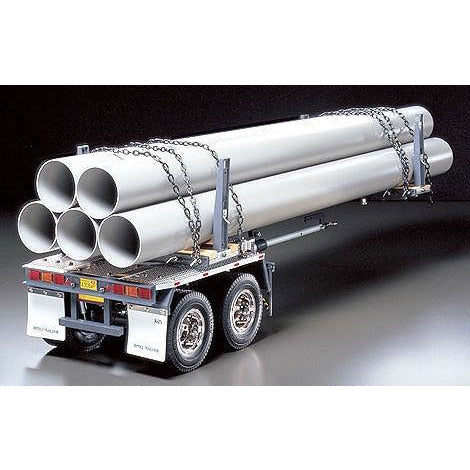 1/14 Tamiya RC Pole Trailer for Tractor Truck