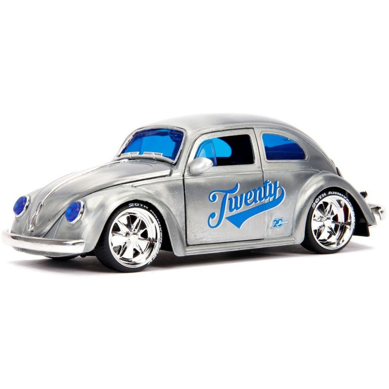"Jada 20th ""VDubs"" 1/24 - 1959 VW Beetle"