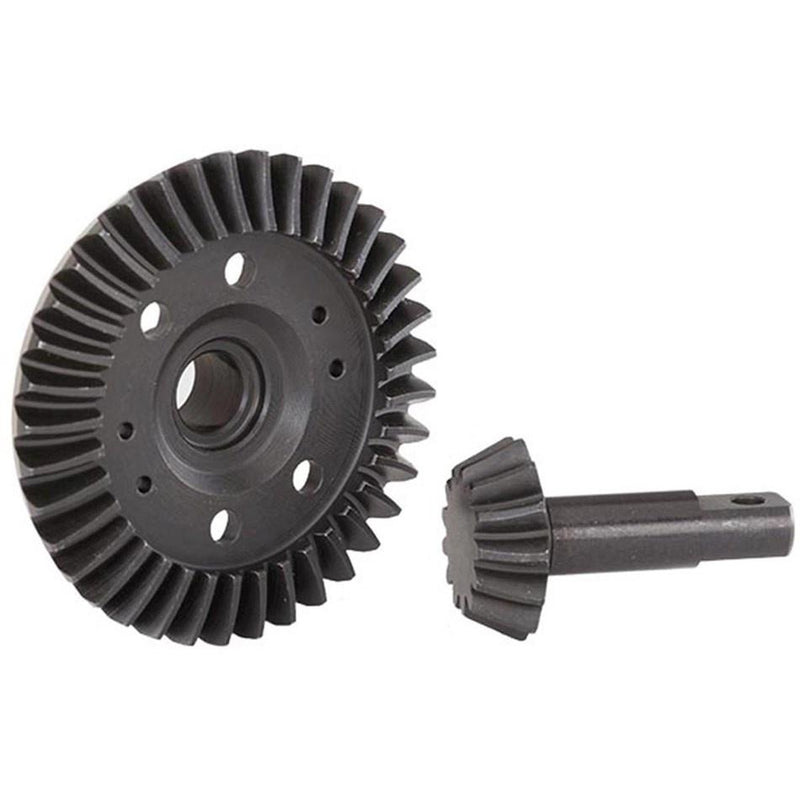 TRA8288 Ring gear, differential/ pinion gear, differential (underdrive, machined)