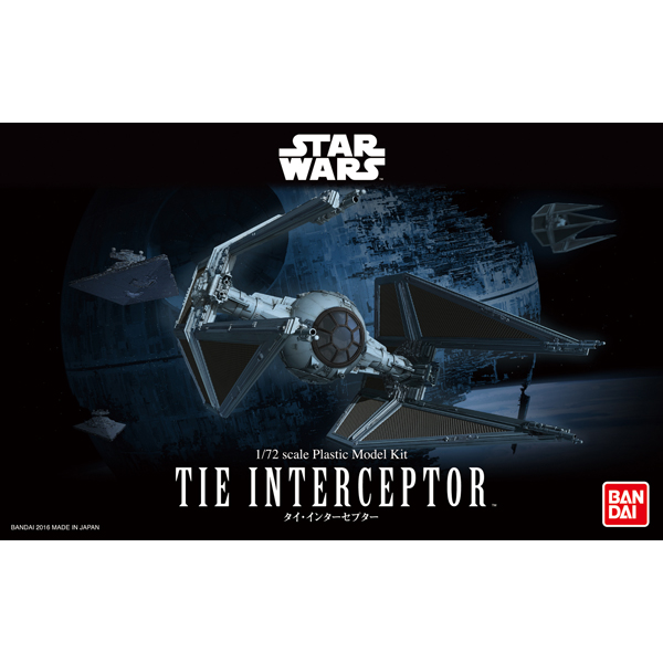1/72 Star Wars Tie Interceptor