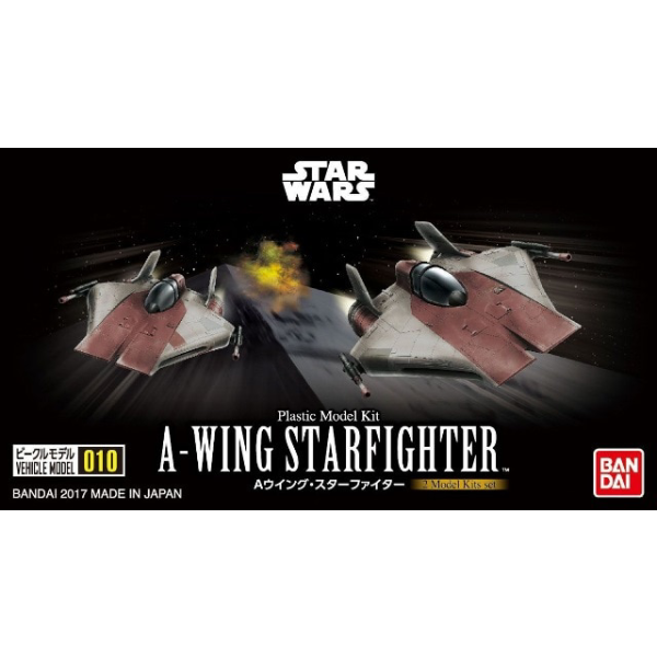 1/144 Star Wars A-Wing Starfighter