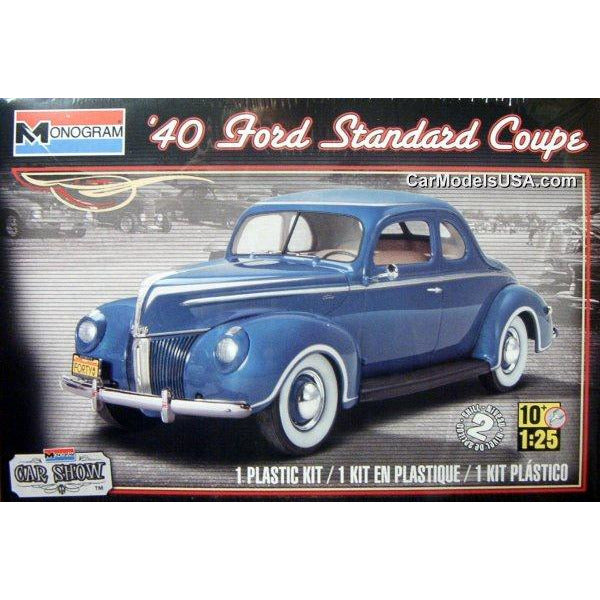 1/25 1940 Ford Standard Coupe