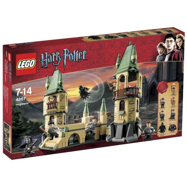 Lego Harry Potter: Hogwarts 4867