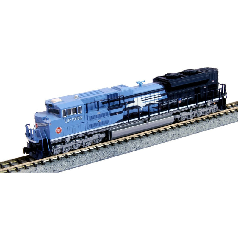 KATO N SD70 ACe UP 1982 MOPAC Heritage (PRE OWNED)