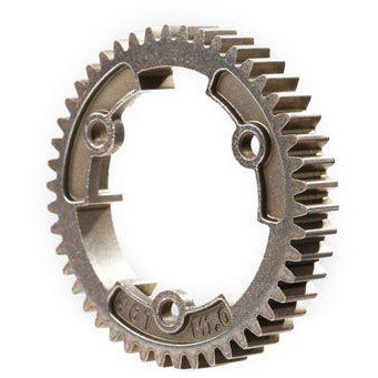 Traxxas Spur gear, 46-tooth, steel (wide-face, 1.0 metric pitch) TRA6447R