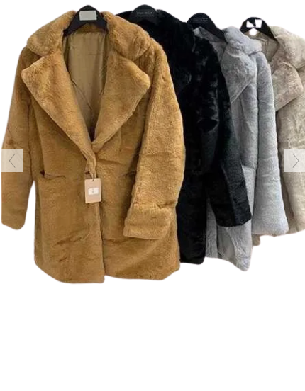 Freya Faux Fur Coat