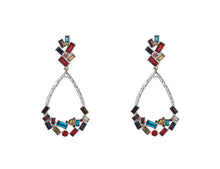 Load image into Gallery viewer, Ria Rainbow Earrings