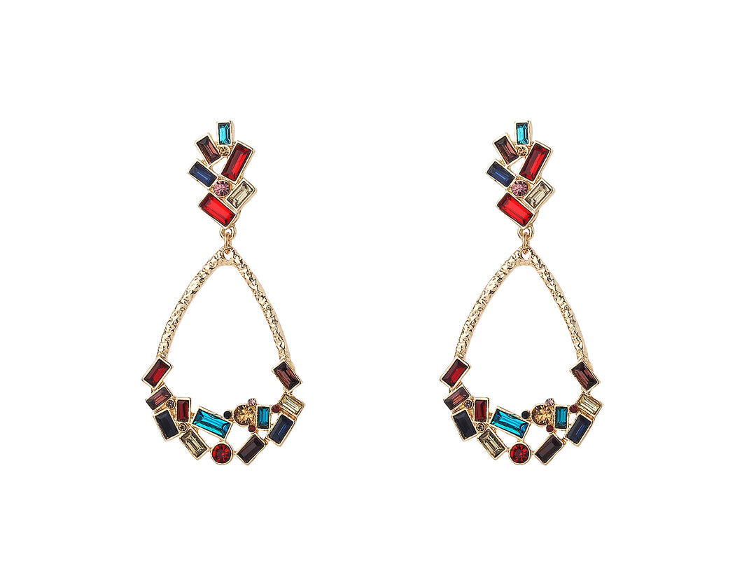 Ria Rainbow Earrings